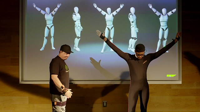 Full Body Motion Capture Animation Platform | Motion LIVE