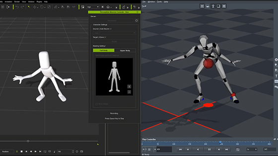 Full Body Motion Capture Animation Platform | Motion LIVE | Reallusion