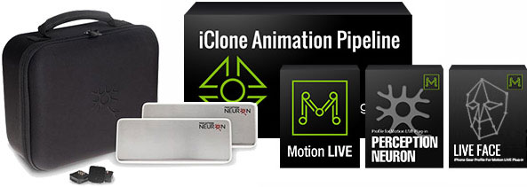 Reallusion iclone mocap device rar